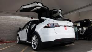 Tesla Minivan Tesla Model X First Drive Youtube