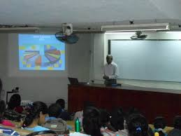 guest lecture on current trends in ornamental fish industry