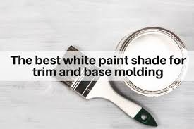 what is the most popular white for trim the best white paint shade for trim and base molding the