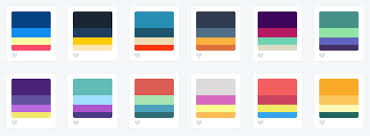 colour scheme creator finding the right color palettes for data visualizations