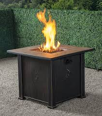Bond Propane Fire Pit Amazon Com Bond Lari Outdoor Gas Fire Pit Table With Antique