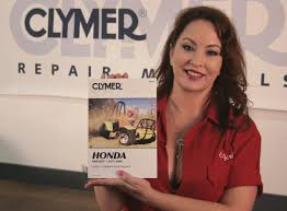 clymer manuals honda odyssey fl250 fl 250 maintenance repair shop