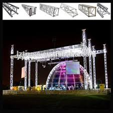 Truss Lighting Outdoor Stage Truss Design Quick Truss Lighting Truss Dj Truss