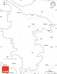 Blank Political Map by Blank Simple Map Of Kolhapur