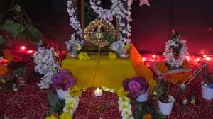 Decorate Mandir At Home How To Decorate Janmashtami At Home Small Home Decoration Ideas