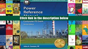 download power reference manual for the electrical and computer