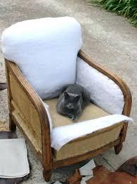 comment retapisser un canapé comment recouvrir un fauteuil comment en comment recouvrir un