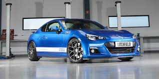 supercharged subaru brz spec s litchfield motors