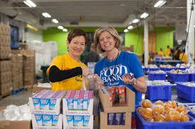 volunteer regional food bank
