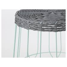 Ikea Vidga by Ikea Solrosfro Plant Stand In Outdoor Grey Green Amazon Co Uk