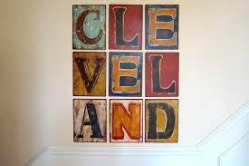letter wall art shenra com