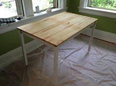 ingo ikea hack greener grass ikea ingo hack table makeover diy home pinterest
