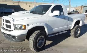 Dodge Ram Pickup Truck - 2005 dodge ram 2500 pickup truck item da7551 sold febru