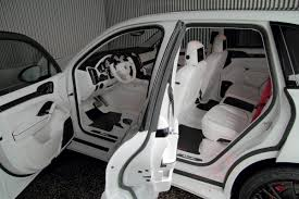 porsche cayenne white porsche cayenne the white edition by germany