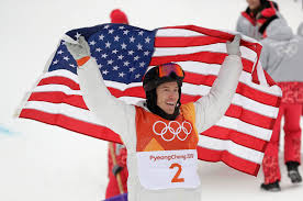 Flag Of South Korea The Latest Shaun White U0027s Olympic Gold A Highlight Of Day 5