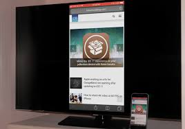 display tv how to mirror your iphone or ipad on your lg or samsung smart tv