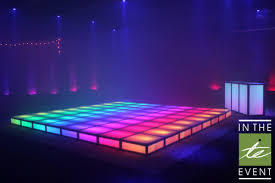 Led Floor L Led Modular Floor Panel Event Rentals Lights And Ls
