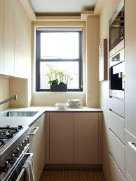 amenagement cuisine rectangulaire cuisine rectangulaire amacnager une cuisine 40 idaces