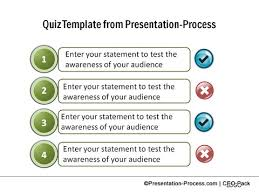 quiz template ppt cerescoffee co