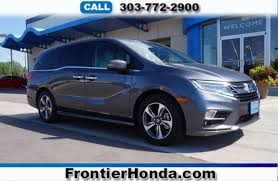 lease a honda odyssey touring 2018 honda odyssey for sale or lease longmont co stock