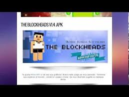 block heads apk descargar the blockheads v1 4 ultima versión