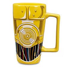 funny coffee mugs and mugs with quotes c3po mug design