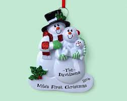 ornament new parents etsy