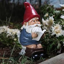 wc de jardin nain de jardin sur les wc à 24 95 u20ac
