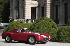 maserati a6gcs peninsular classic best of the best 1954 maserati a6gcs 53