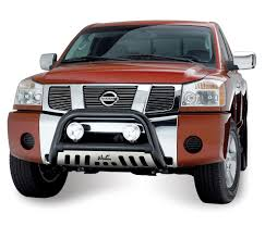 nissan aftermarket accessories canada ultimate black bull bar autoeq ca canadian auto accessories