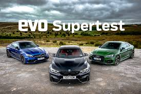 evo supercar and performance car reviews and news