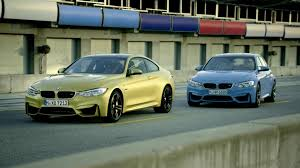 bmw m3 bmw m4 official launchfilm youtube