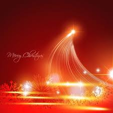 glowing christmas ornaments vector backgrounds 04 vector