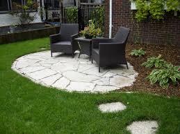 home decor small backyard patio ideas exquisite small stone