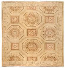 Geometrical Rugs Decor Luxury Aubusson Rugs For Floor Decoration Ideas