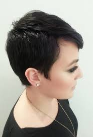 short haircuts for oval faces and thick hair hair style and