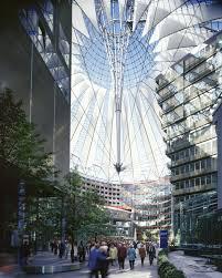 Sony Centre Floor Plan Flashback Sony Center Berlin Murphy Jahn Archdaily