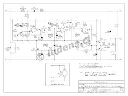 high voltage dc generator wiring diagram schematic circuit wiring