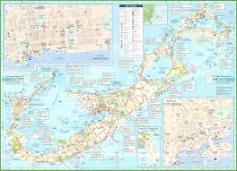 New York Botanical Garden Map by Large Detailed Tourist Map Of Bermuda