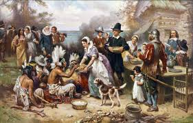 don t worry turkey on thanksgiving is historically accurate
