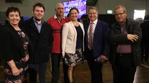 regional leaders debate ignites live exchange photos goulburn post