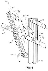 Adjustable Basketball Hoop Wall Mount Patent Us6402644 Constant Force Adjustable Basketball Goal