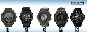 Most Rugged Watches The Best Military Watches Of 2017 Best Hiking