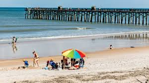 laid back beach towns southern living
