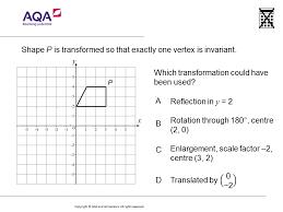 transformation gcse maths worksheets printables translations