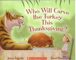 9780545340601 who will carve the turkey this thanksgiving