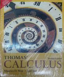 thomas u0027 calculus thirteenth edition buy thomas u0027 calculus
