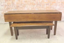 Drop Leaf Console Table Drop Leaf Tables Built To Order From Reclaimed Wood Ecustomfinishes