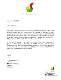 Sample Letter Of Resume To Work by Ictdavao Volunteer Workvolunteer Letter Template Application