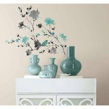 York Wallcoverings Home Design Center Wall Decals Wall Decor The Home Depot